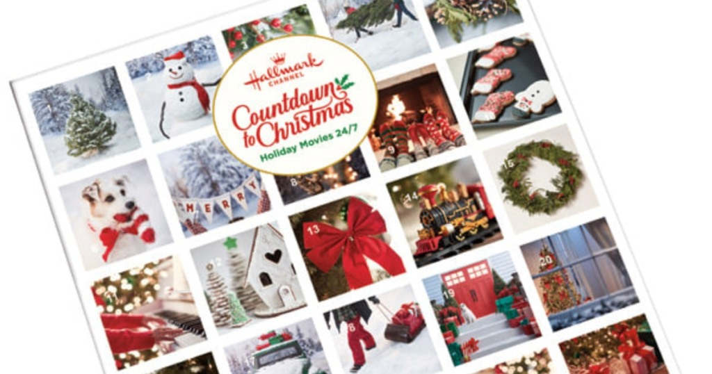 Hallmark Channel advent calendar
