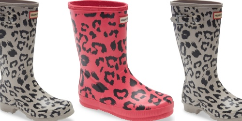 Hunter Kids Rain Boots from $36.90 Shipped on Nordstrom.com (Regularly $65)
