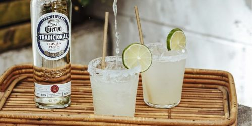 FREE Jose Cuervo Agave Straws | Must Be of Legal Drinking Age