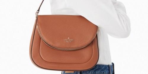 Kate Spade Medium Shoulder Bag Just $99 Shipped (Regularly $379)