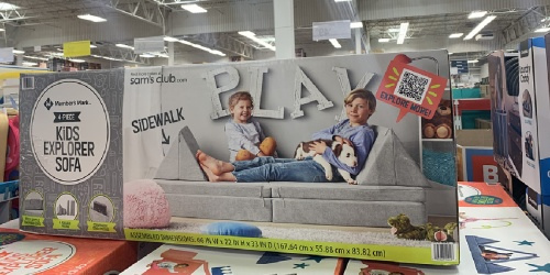 This Nugget Couch Dupe Will Save You Up to $80 at Sam's Club