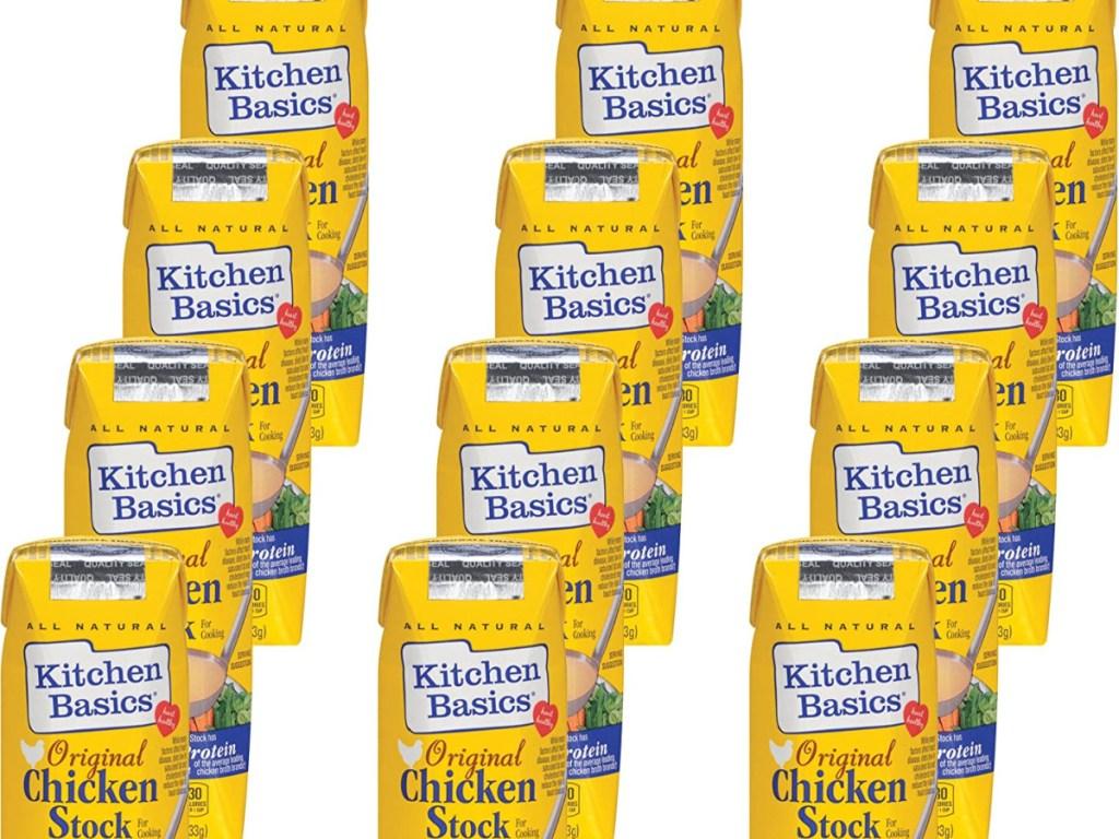 chicken stock basics