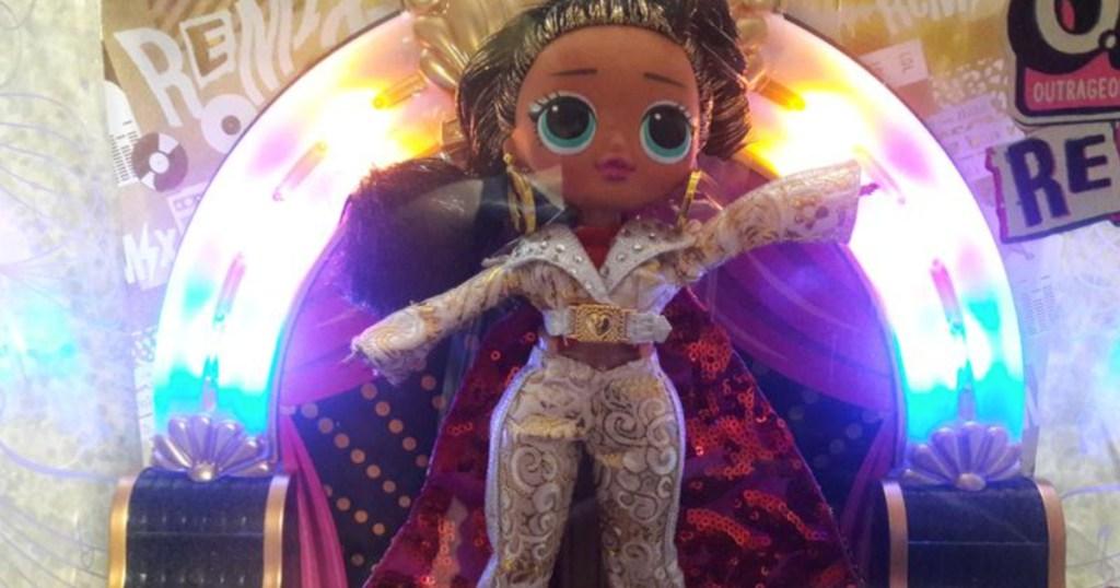 lol surprise collectors doll