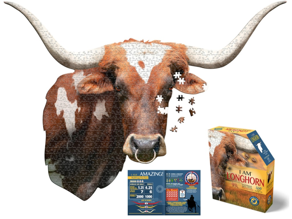 longhorn puzzle