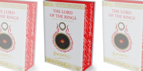 Lord of the Rings Illustrated Edition Hardcover Available for Pre-Order on Amazon | Just $45 Shipped (Regularly $75)