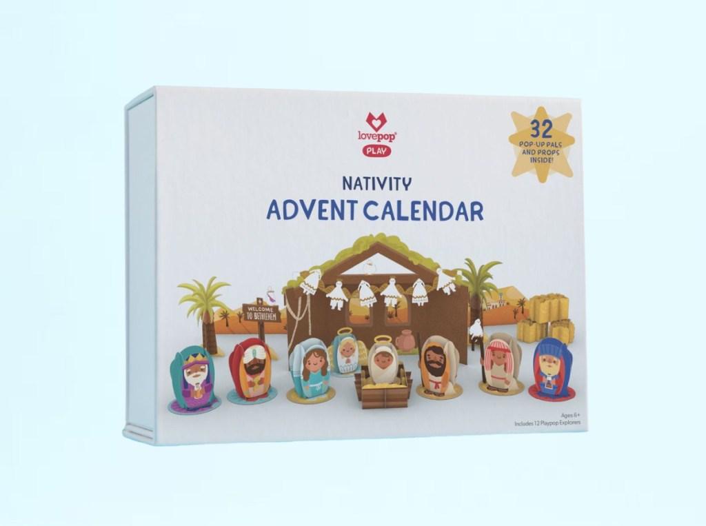 Lovepop advent calendar