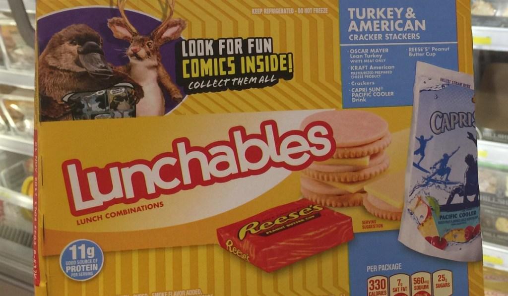 lunchable box