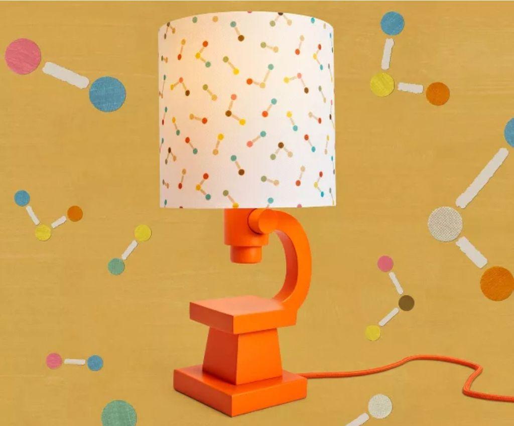 children's microscope lamp