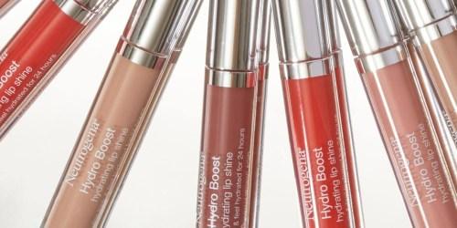 Neutrogena Hydro Boost Lip Gloss Just $2.55 Each Shipped on Amazon (Regularly $9)