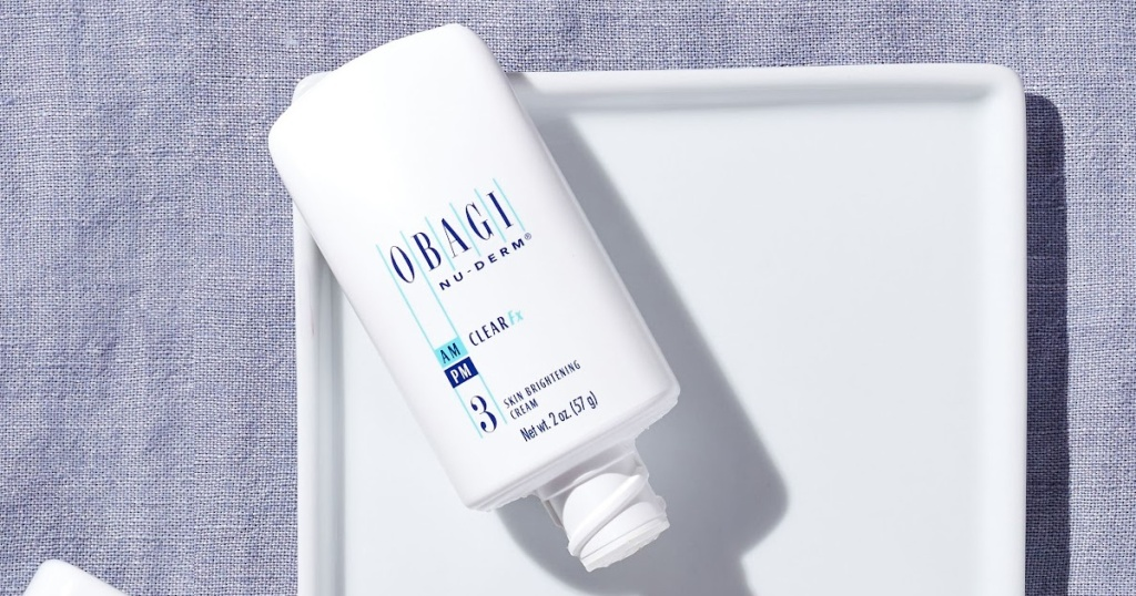 obagi brightening cream