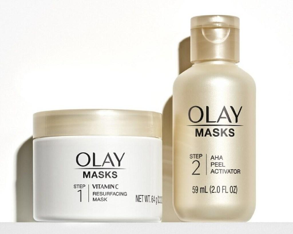 olay mask resurfacing treatment