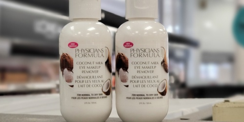 TWO Physician's Formula Eye Make Up Remover Only $8 After CVS Rewards (Just $4 Each)