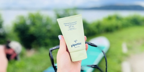 Pipette Skincare Products from $3 Shipped on Amazon | Baby Balm, Sunscreen, Lotion & More