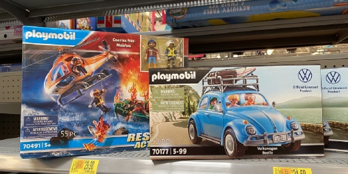 Up to 80% Off Toys & Games at Walmart | Playmobil, LEGOs, & More