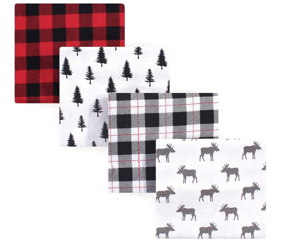 buffalo receiving blankets