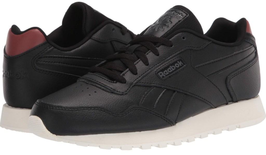 pair of reebok harman sneakers