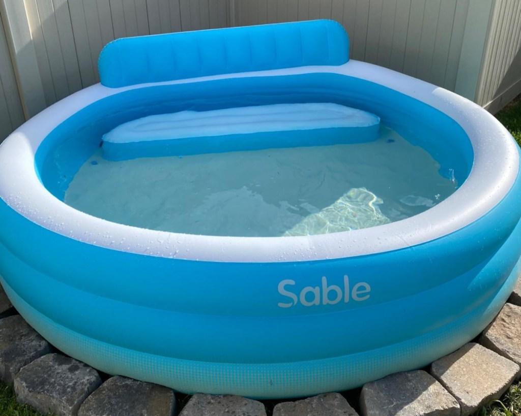 sable round pool