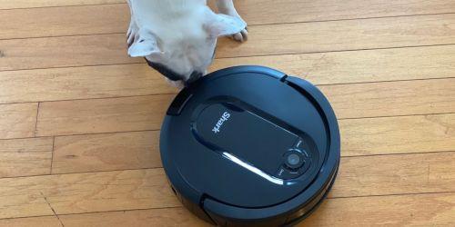 Refurbished Shark IQ Robot Vacuum w/ Self-Empty Base Just $189.99 Shipped on Amazon (Regularly $300)
