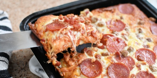 We Found the Best Frozen Pizza and It's Available at Costco & Walmart!