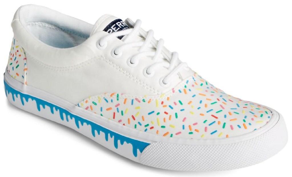 sperry mens sprinkle shoe