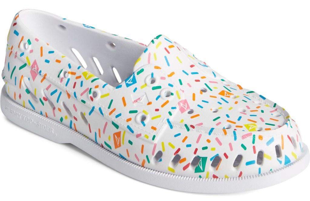 sperry sprinkle float shoe