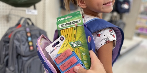 *HOT* Free School Supplies Bundle After Ibotta Cash Back – $20 Value! (Includes Notebook, Pencils, Peanut Butter, & More)