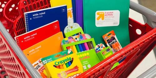 Best Target Weekly Ad Deals 7/4 – 7/10 | Cheap School Supplies, $3 Soda 12-Packs, & Rare Beef Savings