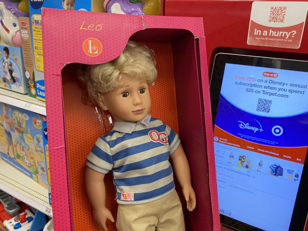 our generation boy doll at target