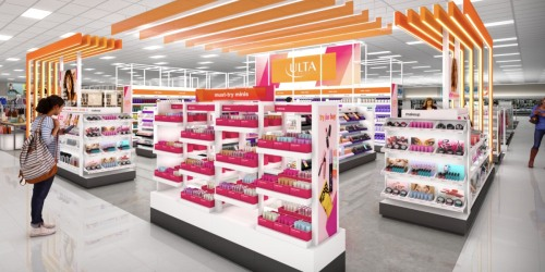 ULTA Beauty Stores Are Opening Inside Select Target Locations This August!