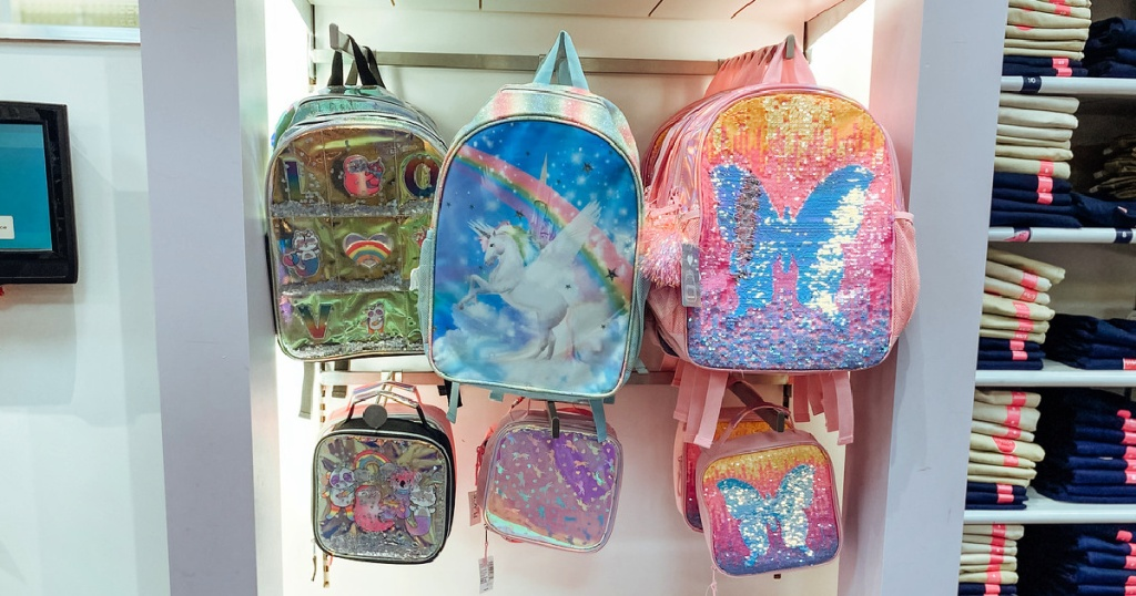 this children's place backpacks