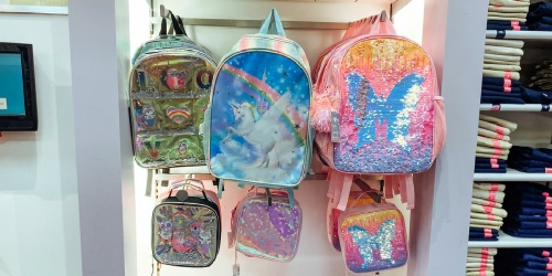 The Children's Place Back to School Accessories from $5 Shipped | Pencil Cases, Lunch Bags & Backpacks