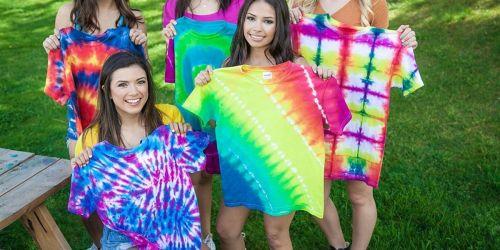 Tulip 12-Piece Super Big Tie Dye Kit Just $9.99 on Walmart.com (Regularly $27) | Great Party Activity