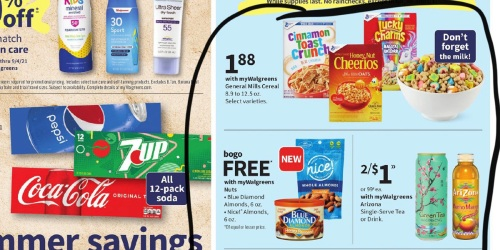 Walgreens Ad Scan for the Week of 7/18/21 – 7/24/21 (We've Circled Our Faves!)
