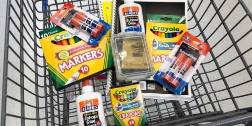 This Week's Best Walmart School Supply Deals | 24¢ Student Scissors, 15¢ Folders & More!