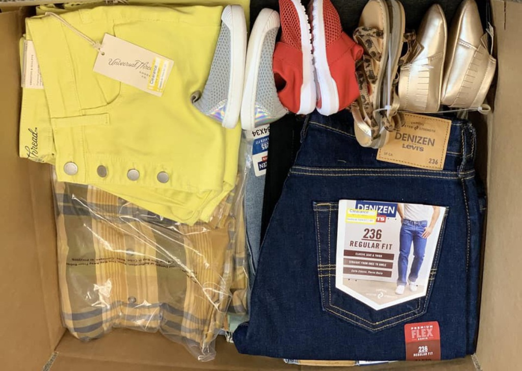 wibargain clothing surprise box