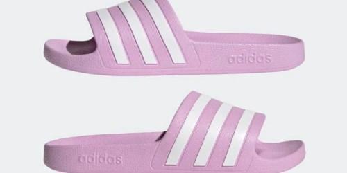 Adidas Women's Slides Just $13.40 Shipped (Regularly $25)