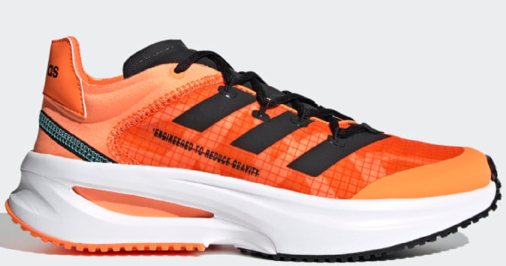 Adidas FluidFlash Shoes in orange