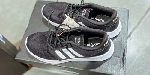Adidas QT Racer & Lite Racer Sneakers Only $29.99 at Costco | Available in Women's & Men's Sizes