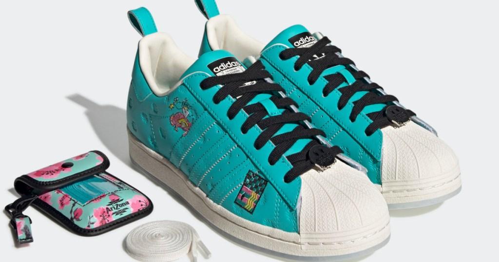 adidas originals tea shoes