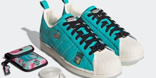 Adidas Superstar Arizona Tea Shoes Only $33.50 Shipped (Regularly $100)