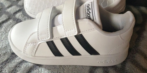 Adidas Kids Running Shoe from $21.38 on Amazon (Regularly $38)