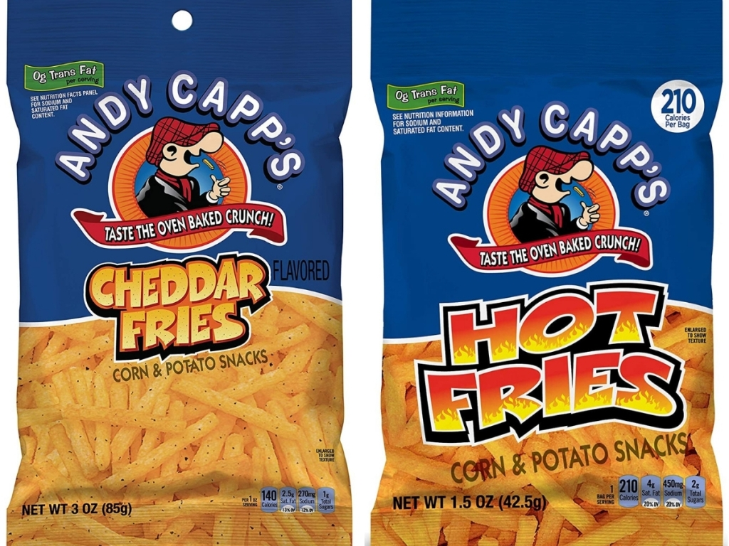 Andy Capp's Fries