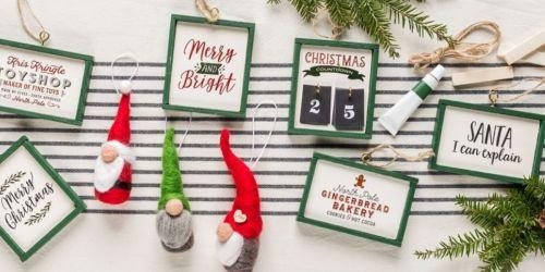 50% Off Christmas Ornament Kit Club   Create 6 Unique Ornaments Each Month