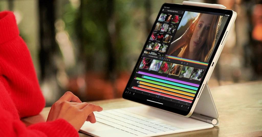 Apple 11-Inch iPad Pro with Wi-Fi 128GB