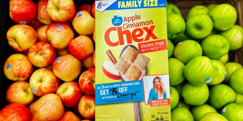 FREE Family Size Apple Cinnamon Chex Cereal After Cash Back at Walmart