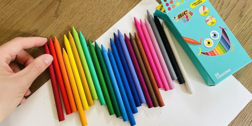 Our Favorite Crayons are on Sale for $1.99 at Staples
