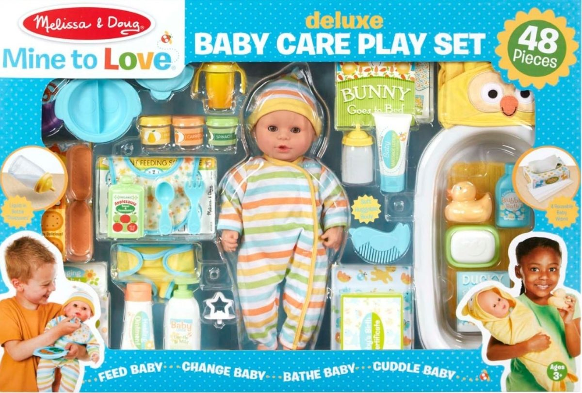 Melissa & Doug Baby Play Set