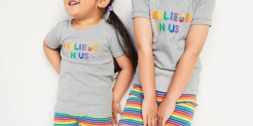 Old Navy Baby & Toddler Pajama Sets from $4.97 (Regularly $10)