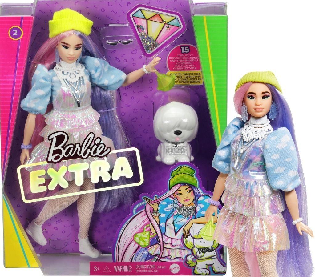 Barbie Extra Set