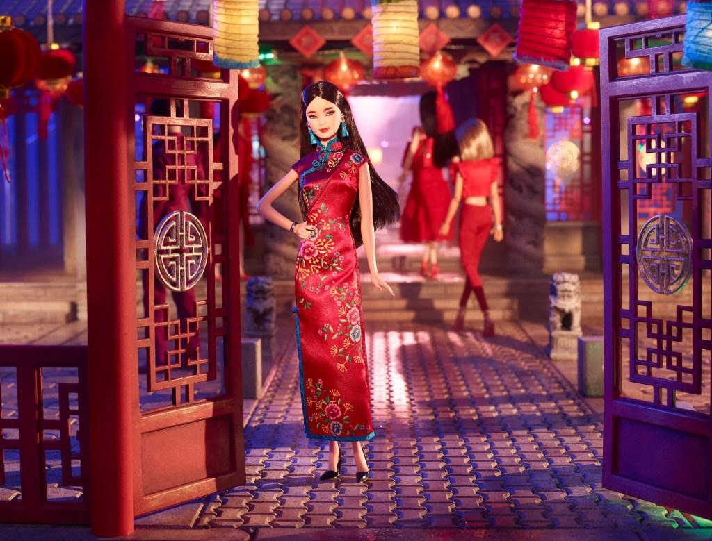 Barbie Lunar New Year Doll